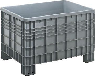 Contenitore sovrapponibile lt 520 10 for Contenitori per esterni in plastica