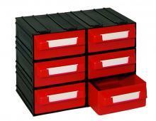 Cassettiere In Plastica Per Magazzino.Cassettiere Componibili